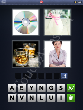 4 Pics 1 Word Level 857 Solution