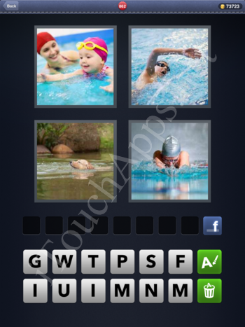 4 Pics 1 Word Level 862 Solution