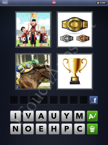 4 Pics 1 Word Level 868 Solution