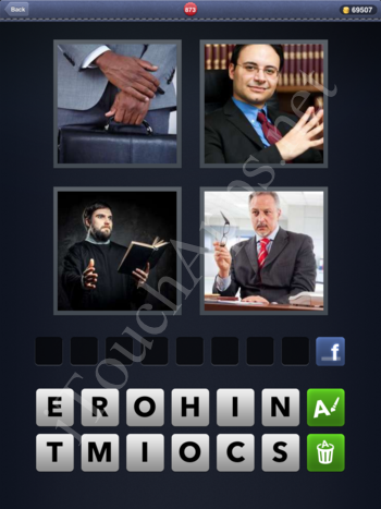 4 Pics 1 Word Level 873 Solution