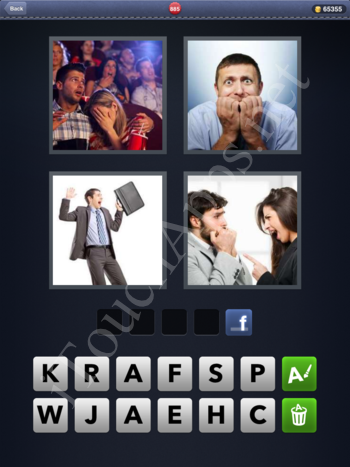 4 Pics 1 Word Level 885 Solution