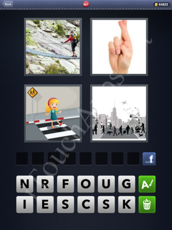 4 Pics 1 Word Level 887 Solution