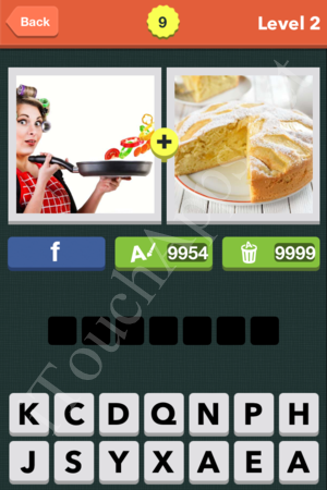 Pic Combo Level 9 Answer