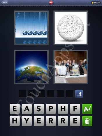 4 Pics 1 Word Level 900 Solution