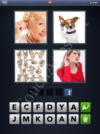 4 Pics 1 Word Level 902 Solution