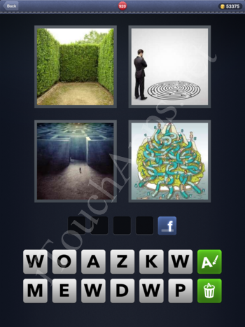 4 Pics 1 Word Level 920 Solution