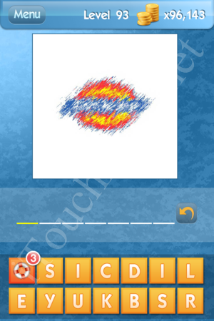 What's the Icon Level 93 Answer