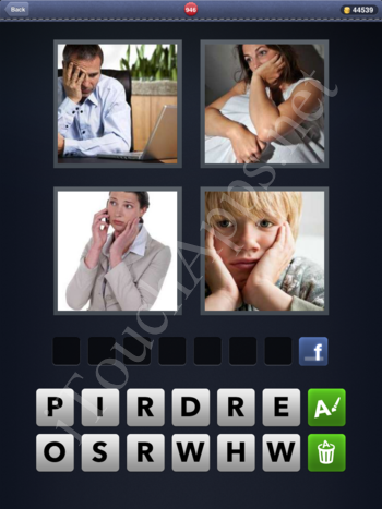 4 Pics 1 Word Level 946 Solution