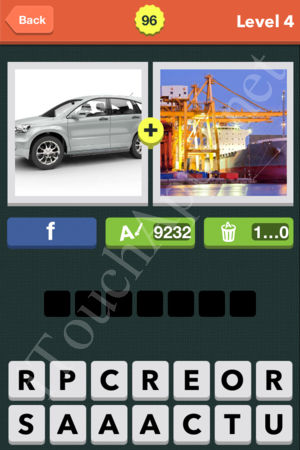 Pic Combo Level 96 Answer