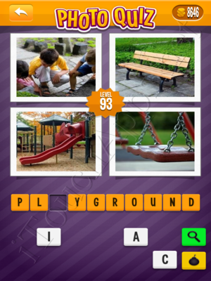 Photo Quiz Arcade Pack Level 93 Solution