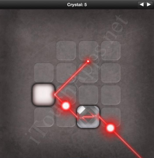 Lazors Crystal 5 Solution