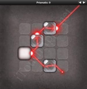 Lazors Prismatic 9 Solution