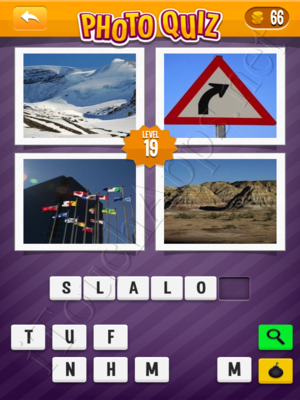 Photo Quiz Sports Pack Level 19 Solution