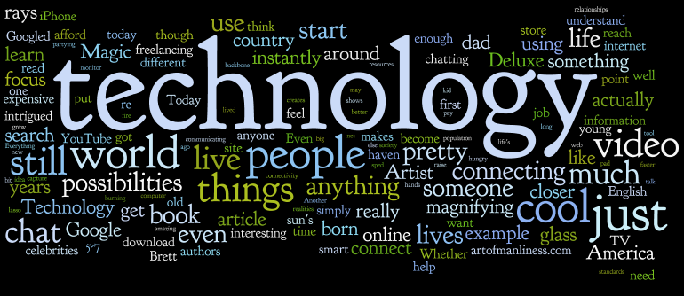 What Tech Means to Me