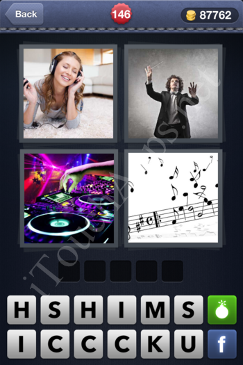 4 Pics 1 Word Level 146 Solution