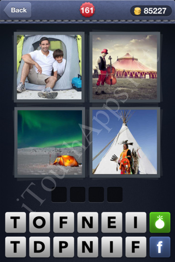4 Pics 1 Word Level 161 Solution