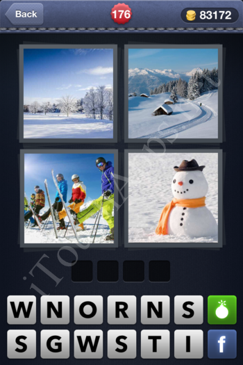 4 Pics 1 Word Level 176 Solution