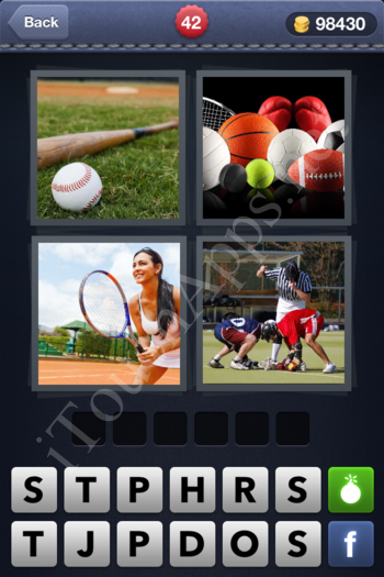 4 Pics 1 Word Level 42 Solution