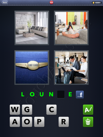 4 Pics 1 Word Level 959 Solution