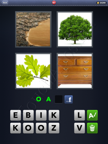 4 Pics 1 Word Level 981 Solution
