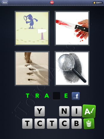 4 Pics 1 Word Level 984 Solution