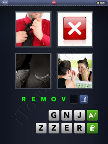 4 Pics 1 Word Level 985 Solution