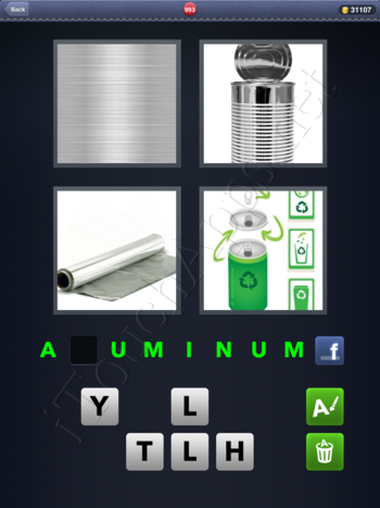 4 Pics 1 Word Level 993 Solution