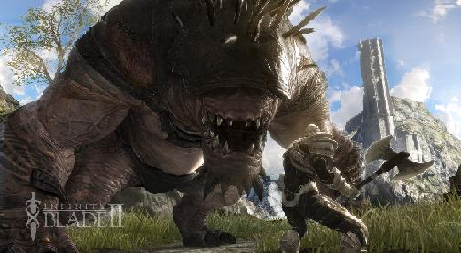 infinity blade 2 review