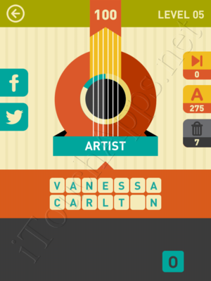 Icon Pop Song Level Level 5 Pic 100 Answer
