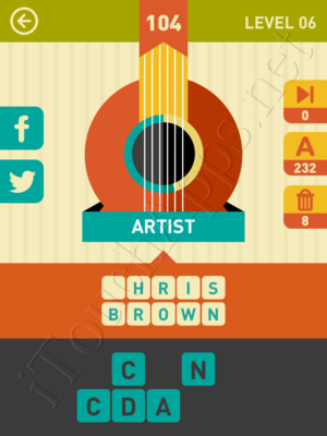 Icon Pop Song Level Level 6 Pic 104 Answer