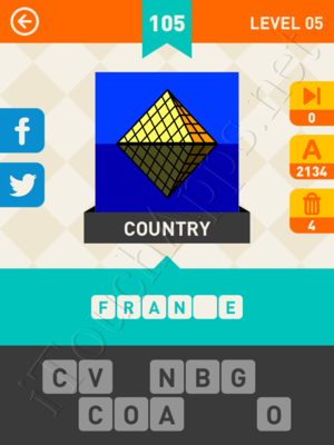 Icon Pop Mania Level Level 5 Pic 105 Answer