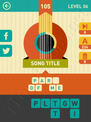 Icon Pop Song Level Level 6 Pic 105 Answer