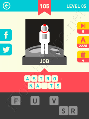 Icon Pop Word Level Level 5 Pic 105 Answer