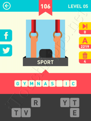 Icon Pop Word Level Level 5 Pic 106 Answer