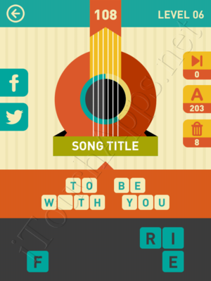 Icon Pop Song Level Level 6 Pic 108 Answer