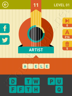Icon Pop Song Level Level 1 Pic 11 Answer