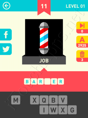 Icon Pop Word Level Level 1 Pic 11 Answer