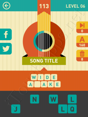 Icon Pop Song Level Level 6 Pic 113 Answer