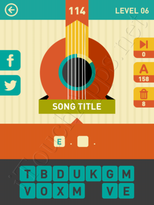 Icon Pop Song Level Level 6 Pic 114 Answer
