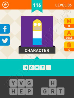 Icon Pop Mania Level Level 6 Pic 116 Answer
