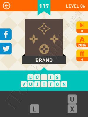 Icon Pop Mania Level Level 6 Pic 117 Answer