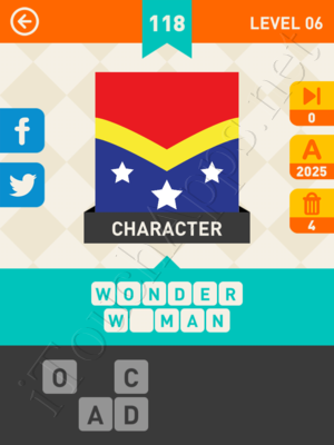 Icon Pop Mania Level Level 6 Pic 118 Answer