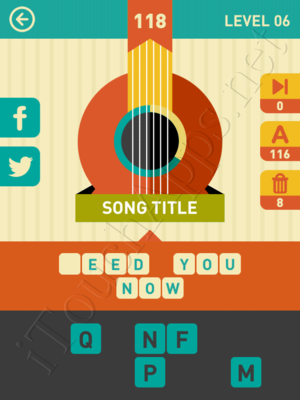 Icon Pop Song Level Level 6 Pic 118 Answer