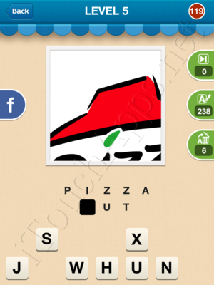 Hi Guess the Brand Level Level 5 Pic 119 Answer