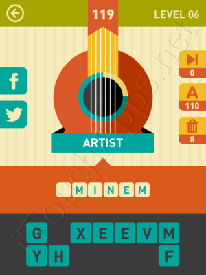 Icon Pop Song Level Level 6 Pic 119 Answer