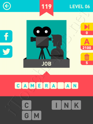 Icon Pop Word Level Level 6 Pic 119 Answer