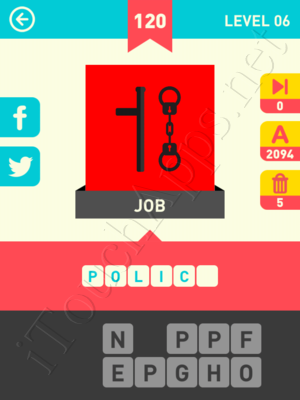 Icon Pop Word Level Level 6 Pic 120 Answer