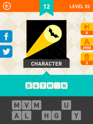 Icon Pop Mania Level Level 1 Pic 12 Answer