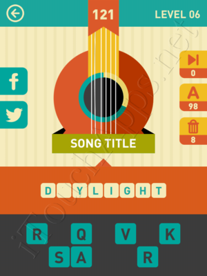 Icon Pop Song Level Level 6 Pic 121 Answer