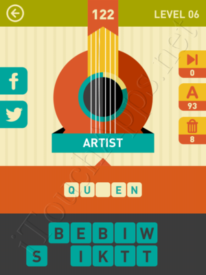 Icon Pop Song Level Level 6 Pic 122 Answer